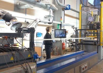 Matériaux composites : renforcer le béton grâce à une combinaison innovante thermoplastique réactif/pultrusion