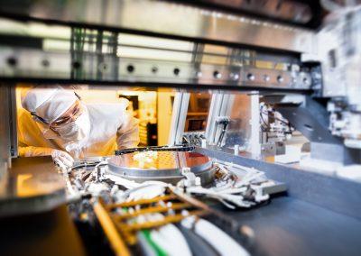 Production de composants électroniques : une scop française sur le marché mondial des équipements intelligente des bâtiments