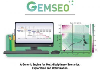 Conception système : GEMSEO, un outil disruptif