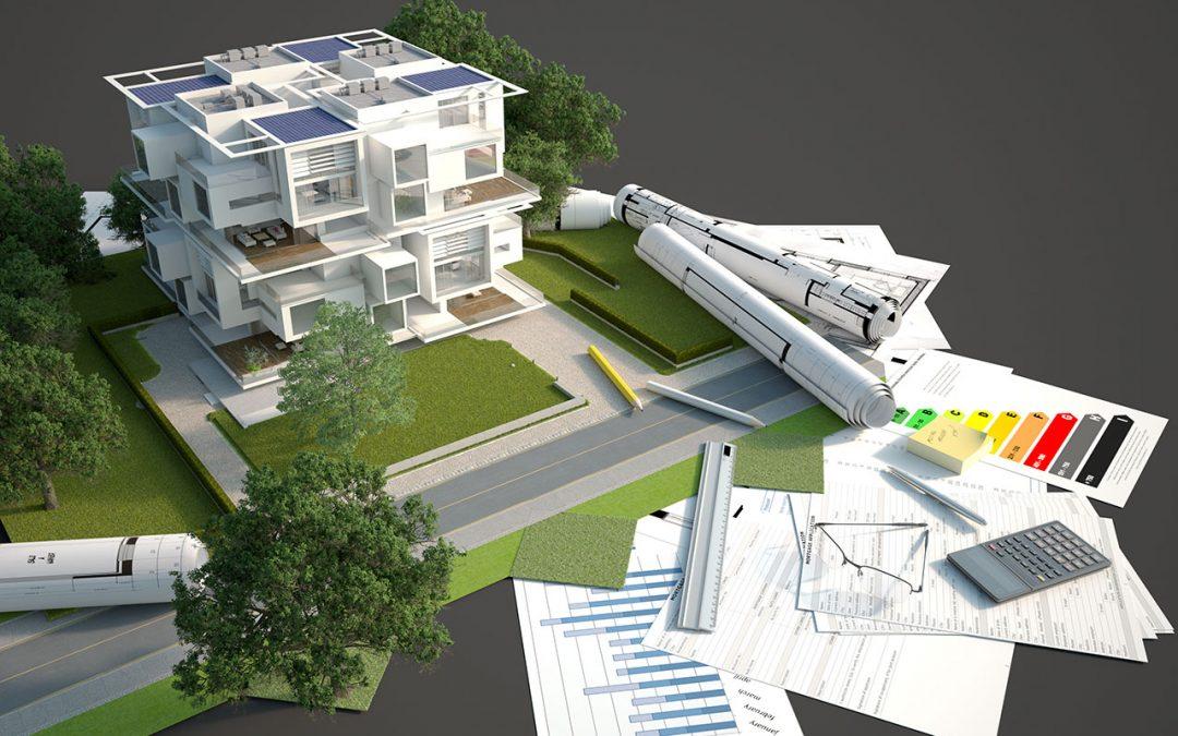 Projets urbains durables : une chaîne d'outils logiciels destinés aux acteurs de la ville pour minimiser l'empreinte carbone